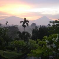 SunriseBorobudur