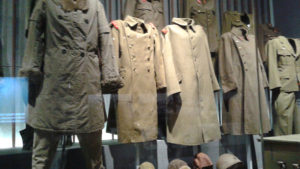 Japanese military uniforms from Unit 731
