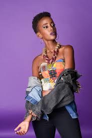 Wangechi Waweru -- Kenyan rapper, my new landlady